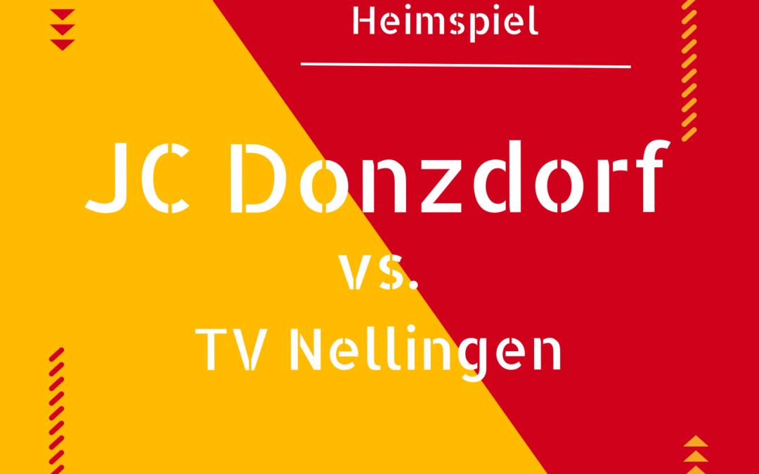 Vorbericht | JC Donzdorf gg. TV Nellingen